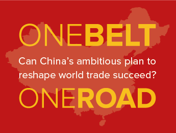One Belt, One Road, conference call : May 26