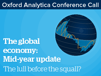 The global economy: Mid-year update