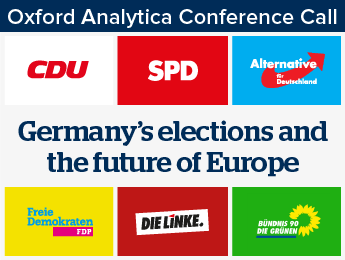 Germany's elections and the future of Europe