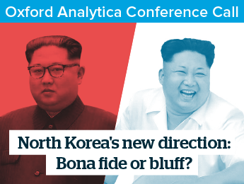 North Korea's new direction: Bona fide or bluff?