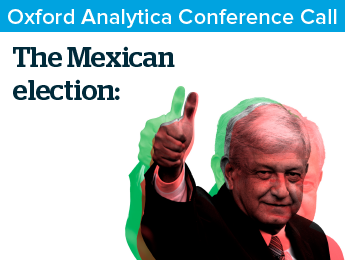 The Mexican election: Third time lucky for AMLO?