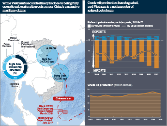 Graphic Analysis exploring Vietnamese industry concerns
