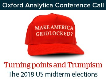 Turning points and Trumpism: the 2018 US midterm elections