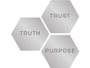 Trust. Truth. Purpose.