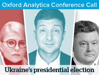 Ukraine's presidential election: Comic relief