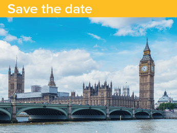 Global Horizons will take place in London on October 6-7