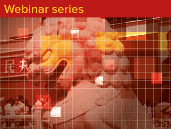 China's Power Plays webinar series