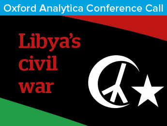 Libya's civil war - what chance for peace?