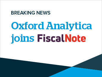 Oxford Analytica joins FiscalNote